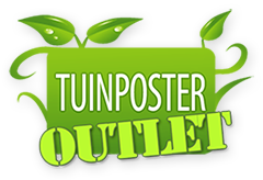 Tuinposter Outlet
